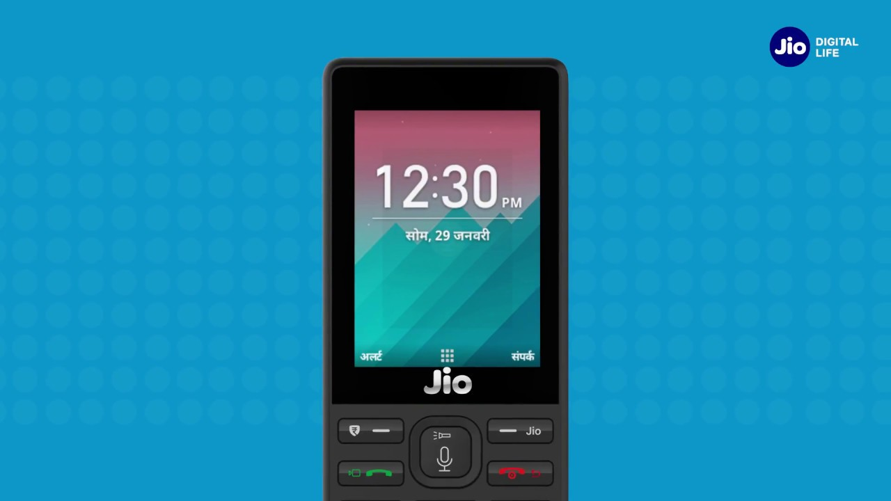 Image result for WhatsApp, Youtube will be rolled out slowly to Reliance JioPhone\