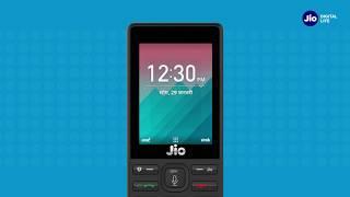 How to Use Shortcut Keys in JioPhone (Hindi) | Reliance Jio