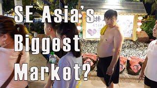 SE Asia's Biggest Night Market?