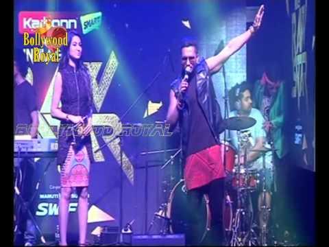 Rock Star Yo Yo Honey Singh performs LIVE 1
