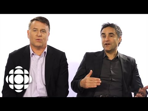 Web Startup Advice from David Chilton and Bruce Croxon | CBC Connects