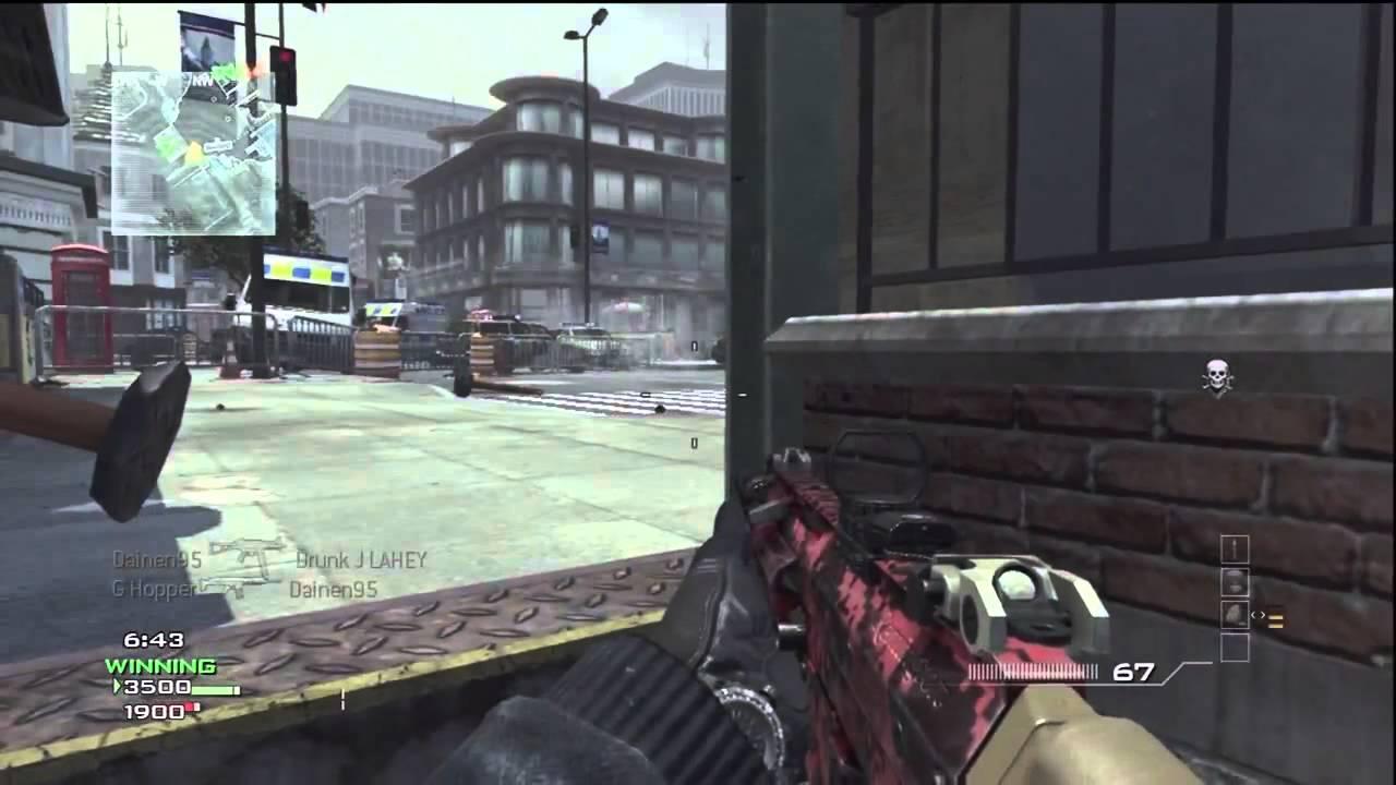 Modern Warfare 3 Best Underground Camp Spots - GamerVets