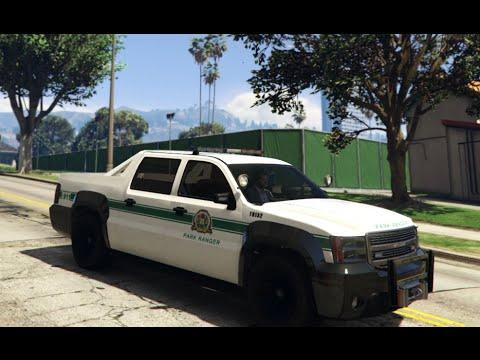 gta v mods showcases police granger truck youtube. Black Bedroom Furniture Sets. Home Design Ideas