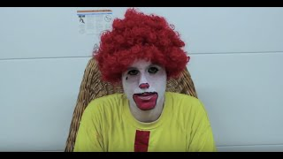 Drunk Gets Arrested While Dressed as Ronald McDonald