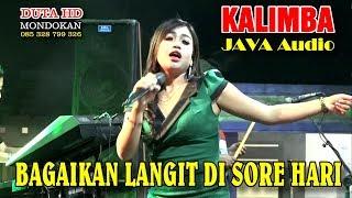 BAGAIKAN LANGIT DI SORE HARI - KALIMBA MUSIC