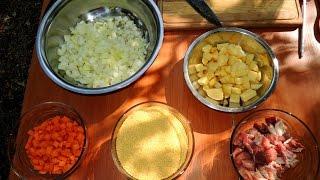 Люті козаки Куліш рецепт