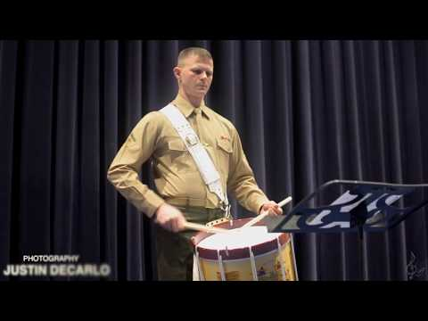 """Snare Solos """"MUSTER"""" & """"FUNERAL MARCH"""" - (HEAVY LEFT)"""