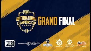 GRAND FINAL ICC PUBG MOBILE DAY 4