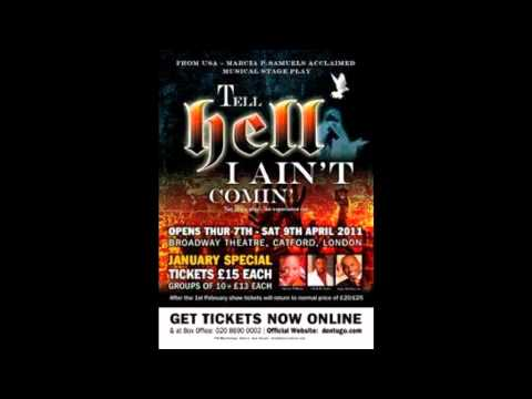 Tell Hell I Ain't Comin! Interview with Christopher Richard