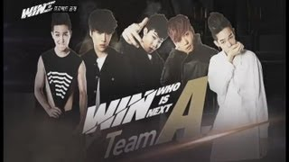 win who is next episode 1 yg의 월말평가