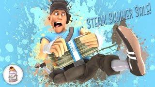 Steam Sale 2016 [Garry's Mod Animation]