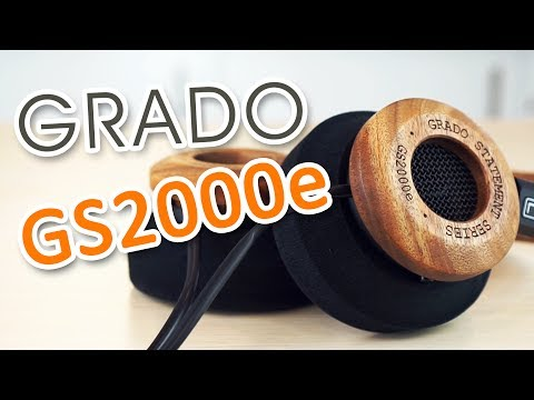 Grado GS2000e Audiophile Headphone Review