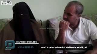 بالفيديو| خال المتهم بخيانة ولاية سيناء: لم نتعاون مع الأمن