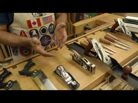 Top 10 Hand Tools with Rob Cosman