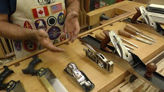 Rob Cosman's Top 10 Hand Tools