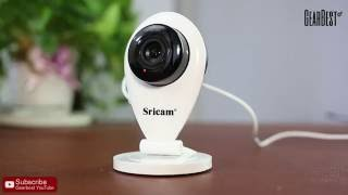Sricam 720P H.264 Wifi IP Camera Wireless ONVIF CCTV Security - Gearbest.com