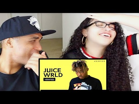 """MY DAD REACTS TO Juice WRLD """"Lucid Dreams"""" Official Lyrics & Meaning REACTION   Genius Verified"""