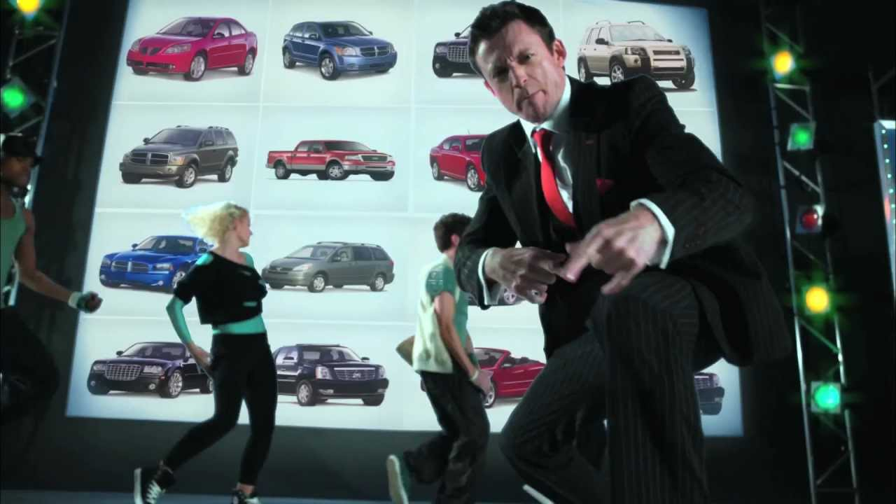 a5806a01f5 webuyanycar.com US TV Commercial - 15 Second Dance Version - YouTube