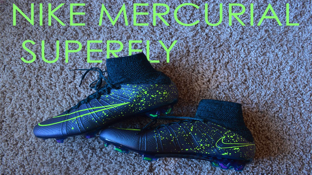 UNBOXING | NIKE MERCURIAL SUPERFLY 4 ELECTRO FLARE PACK by