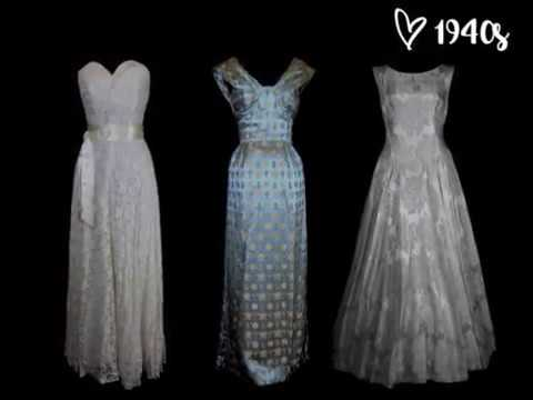 Vintage Wedding Dress Style Guide
