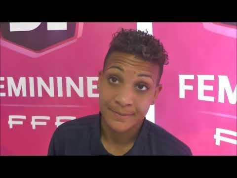 Shanice van de Sanden na FC Fleury 91 - Olympique Lyonnais op 02.05.2018