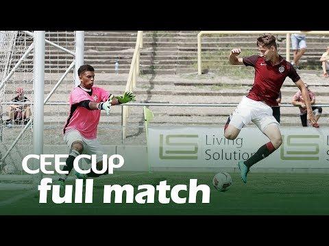 CEE Cup GENERALI 2017 Prostars FC vs AC Sparta Praha