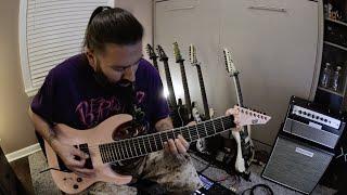 Deftones – Ceremony (Stephen Carpenter Guitar Play-Through)