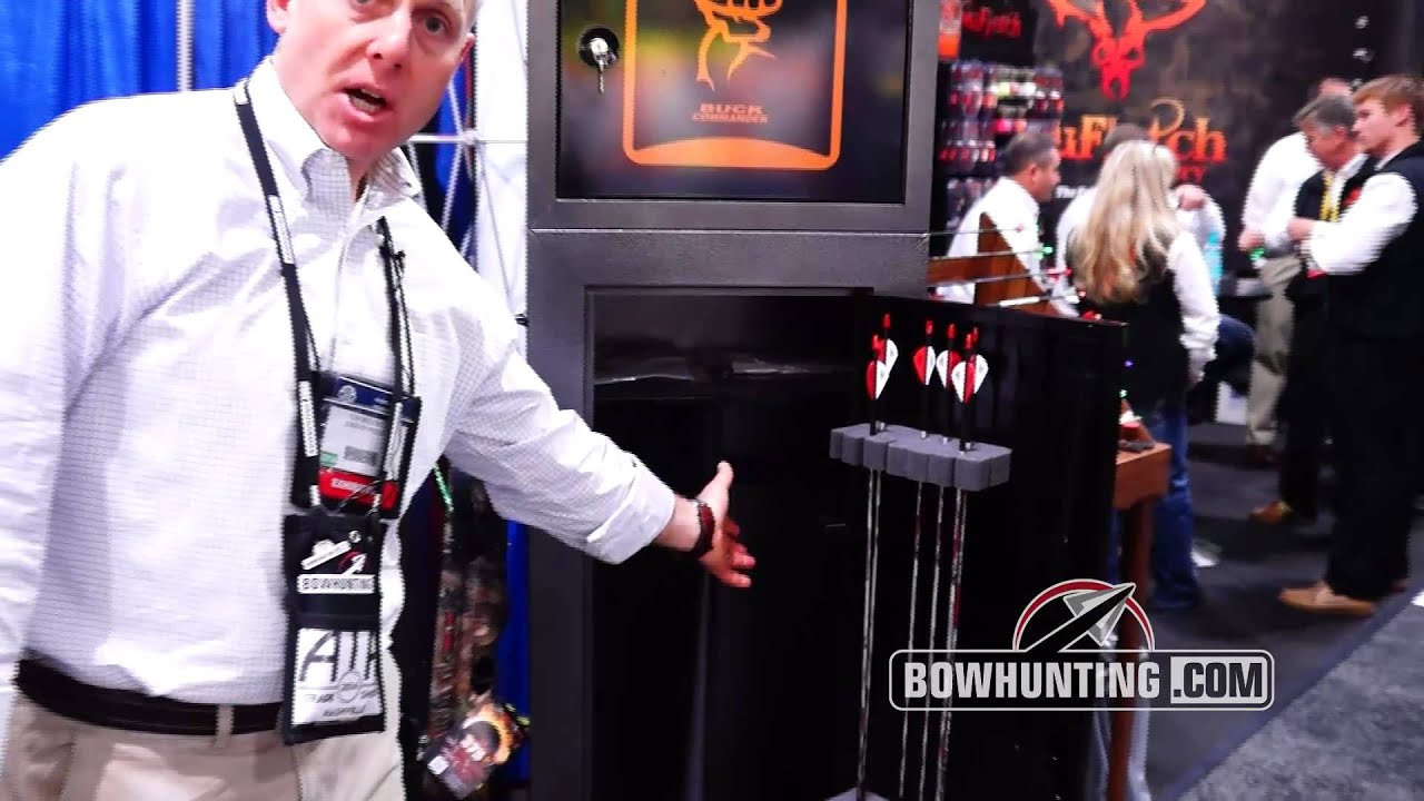 2014 New Bowhunting & Archery gear: Stack On Buck Commander Gun ...
