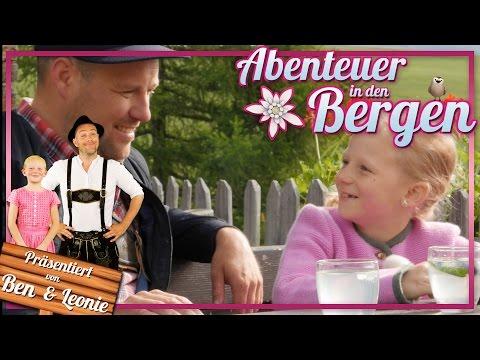 Das Interview mit Ben und Leonie ✿ Heidi - Abenteuer in den Bergen ✿ mit Ben!