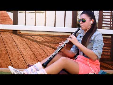 DNCE - Cake by the ocean Oboe cover by Angelina
