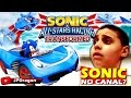 Sonic Racing Transformed Demo - Testando o Game