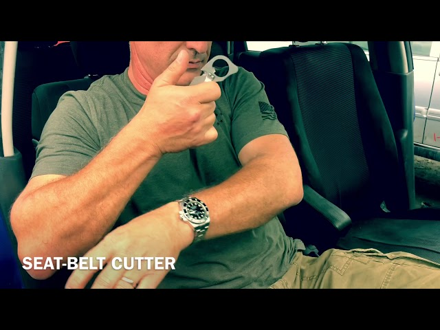 S.R.T. Seat Belt Cutter