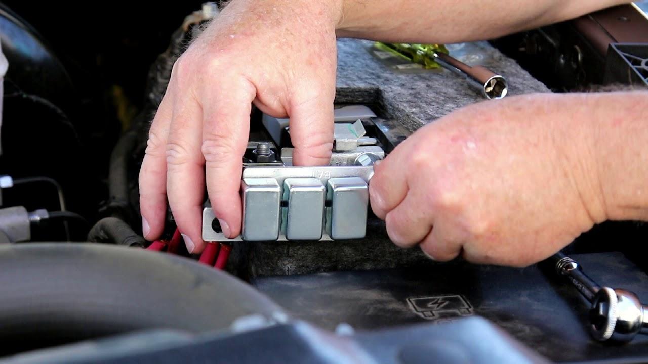 Superwinch Circuit Breaker Installation - YouTube on badlands winch circuit breaker specifications, badlands winch review, badlands winch problems,