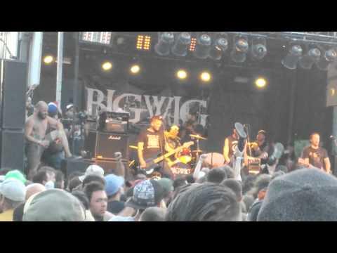 Bigwig - Sink Or Swim - Rockfest 2015