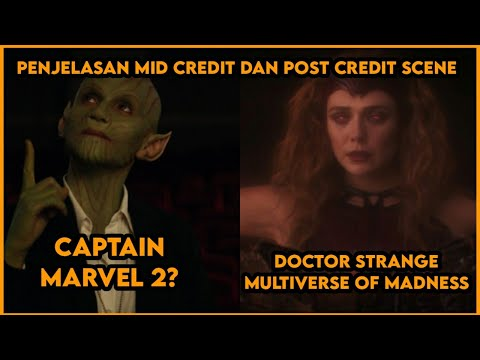Penjelasan Ending, Mid Credit Dan Post Credit Scene Wandavision Episode 9