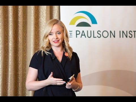 Jessica Beinecke Talks US-China Educational Exchange at Paulson Institute