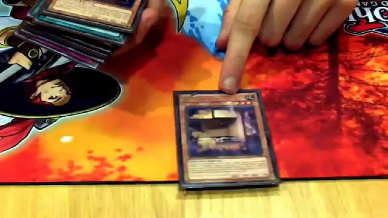 Yu Gi Oh Burn Deck 2014