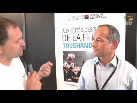 Interview de Frédéric Oudéa - Société Générale