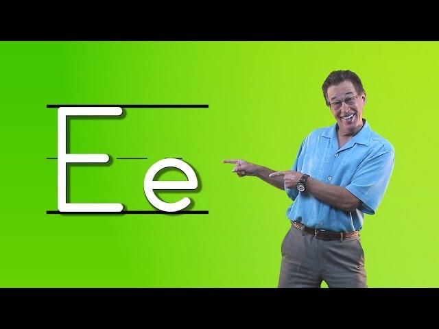 Learn the Letter E - Jack Hartmann