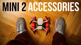 The Best DJI Mini 2 accessories I actually use