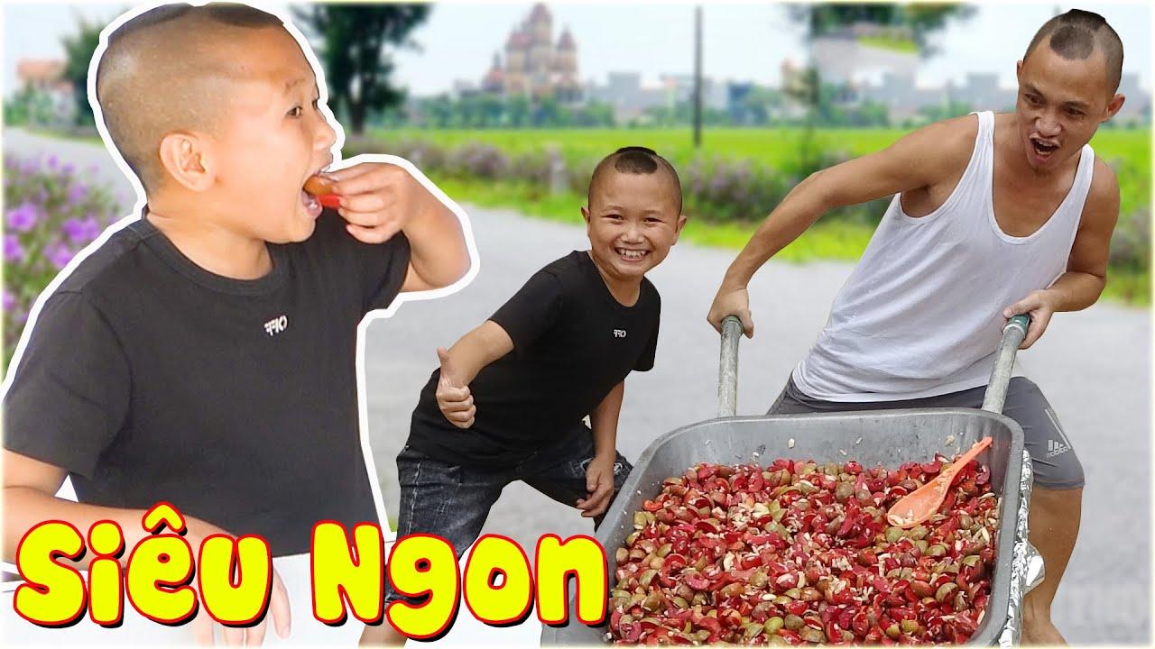 Mận Dằm Tỏi Ớt Siêu Ngon – Món Ăn Của Anh Em Tam Mao Khiến Người Xem Thèm Rỏ Rãi