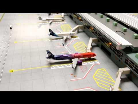 Обзор модели аэропорта GeminiJets