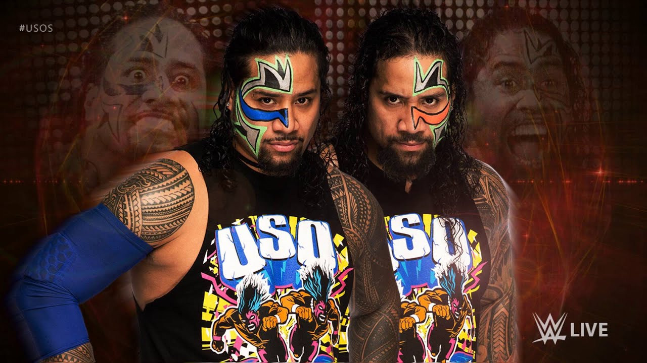 2011 2016 the usos 4th wwe theme song 39 39 so close now by - The usos theme song so close now ...