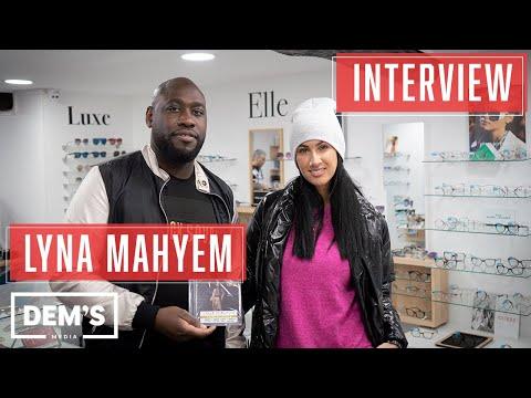 Youtube: LYNA MAHYEM:Les Retours de son album,Les artistes féminines,Sa relation avec le public Lyonnais-Itw