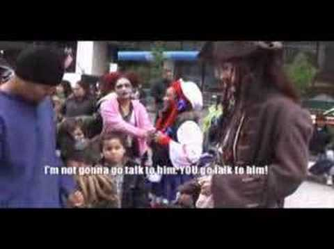 The Pirates of the Caribbean Halloween Special