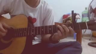 [Guitar solo fingerstyle] - Giá như anh lặng im - Nguyen Jenda