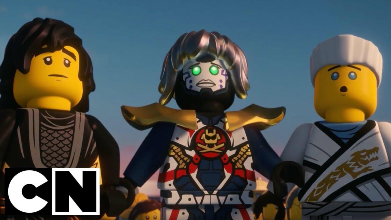 LEGO Ninjago: Masters of Spinjitzu | The Darkness Comes | Cartoon Network