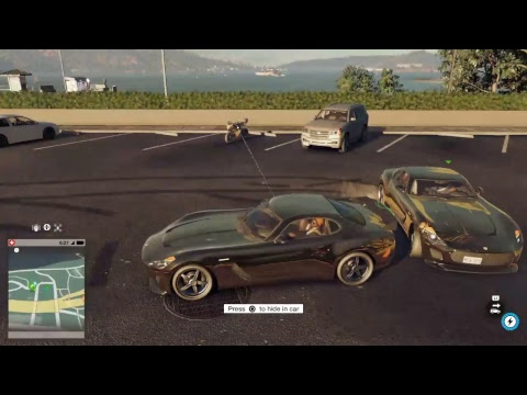 """Bounty Hunting on Watchdogs 2 with the """"Gaming BRO"""" 