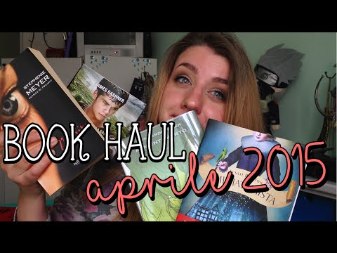 APRIL 2015 book haul from YouTube · Duration:  7 minutes 31 seconds