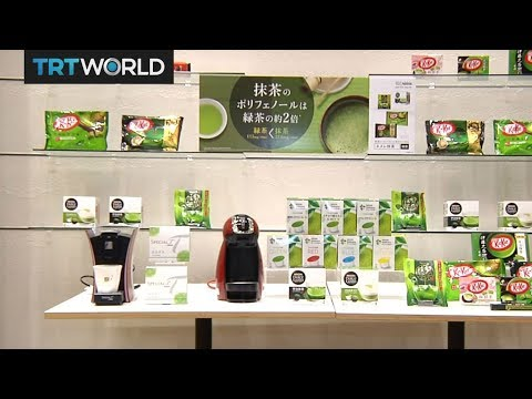 Money Talks: Japan's matcha popularity on the rise